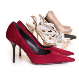婦人靴修理