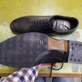 foot the coacher ハーフソール例