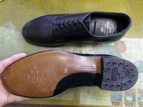 foot the coacher ハーフソール例 2