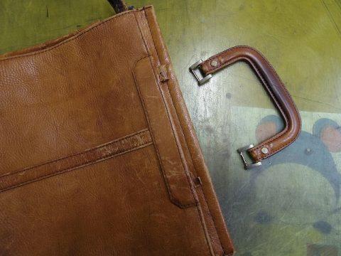 バッグ 持ち手補修例 2