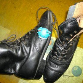 ブーツ ライニング交換例