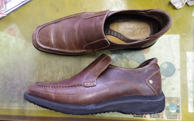 COLE HAAN オールソール