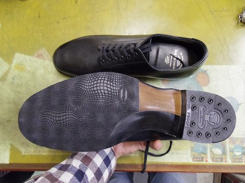 foot the coacher ハーフソール例 3
