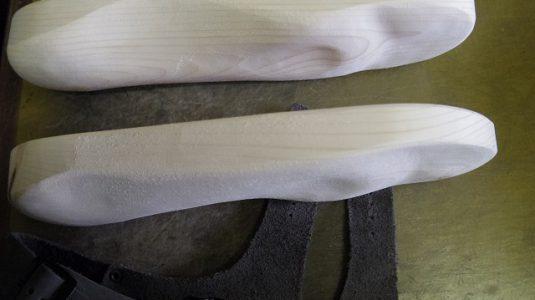 サンダル 組立例 3-2