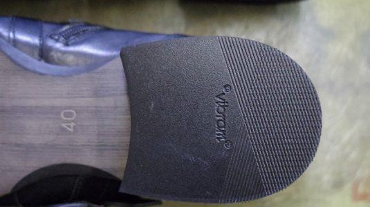 紳士靴 トップリフト例 3-2