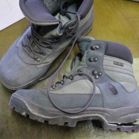 SIRIO 登山靴オールソール例