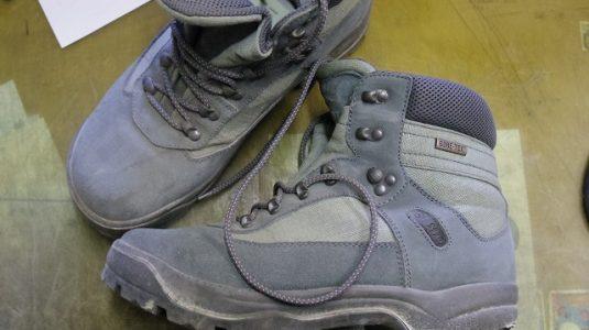 SIRIO 登山靴オールソール例 2-1