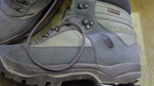 SIRIO 登山靴オールソール例 2-2