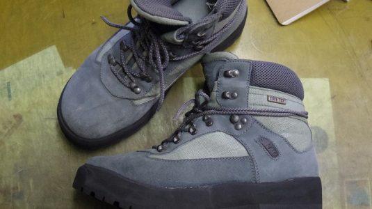 SIRIO 登山靴オールソール例 3-1