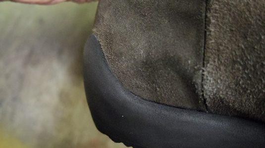 カンペール ブーツ オールソール例 3-4