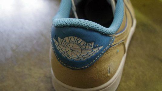 スニーカー 履き口縫い直し例 3-2