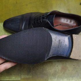 紳士靴 ハーフソール例