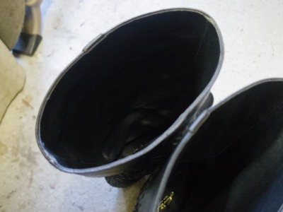 ブーツ ライニング交換例 4-1