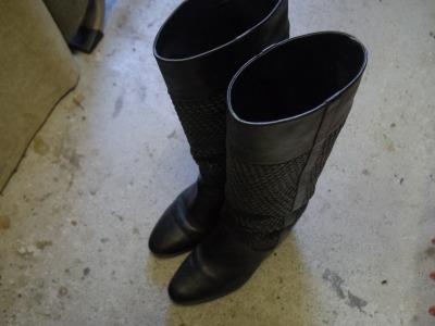 ブーツ ライニング交換例 4-3