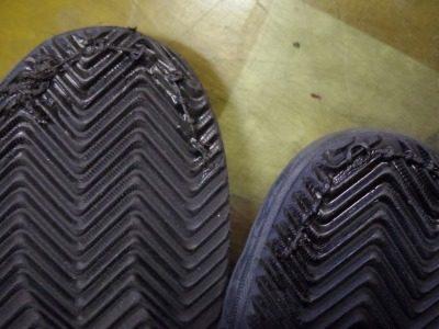 他店が行った修理不良品の再修理例 2-2